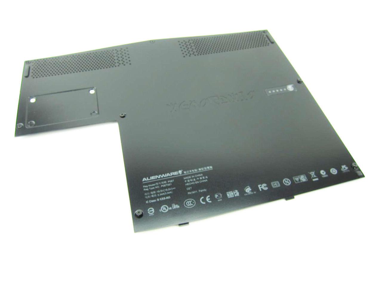 Alienware M11xR2 Black Bottom Base Access Panel Door - FYCPY
