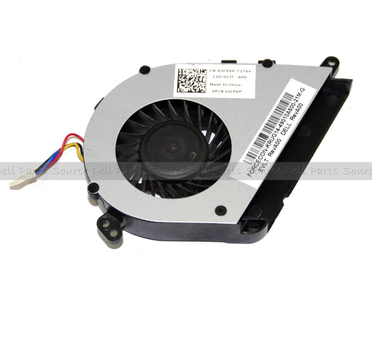 Dell Latitude E5420 CPU Cooling Fan - 2CPVP