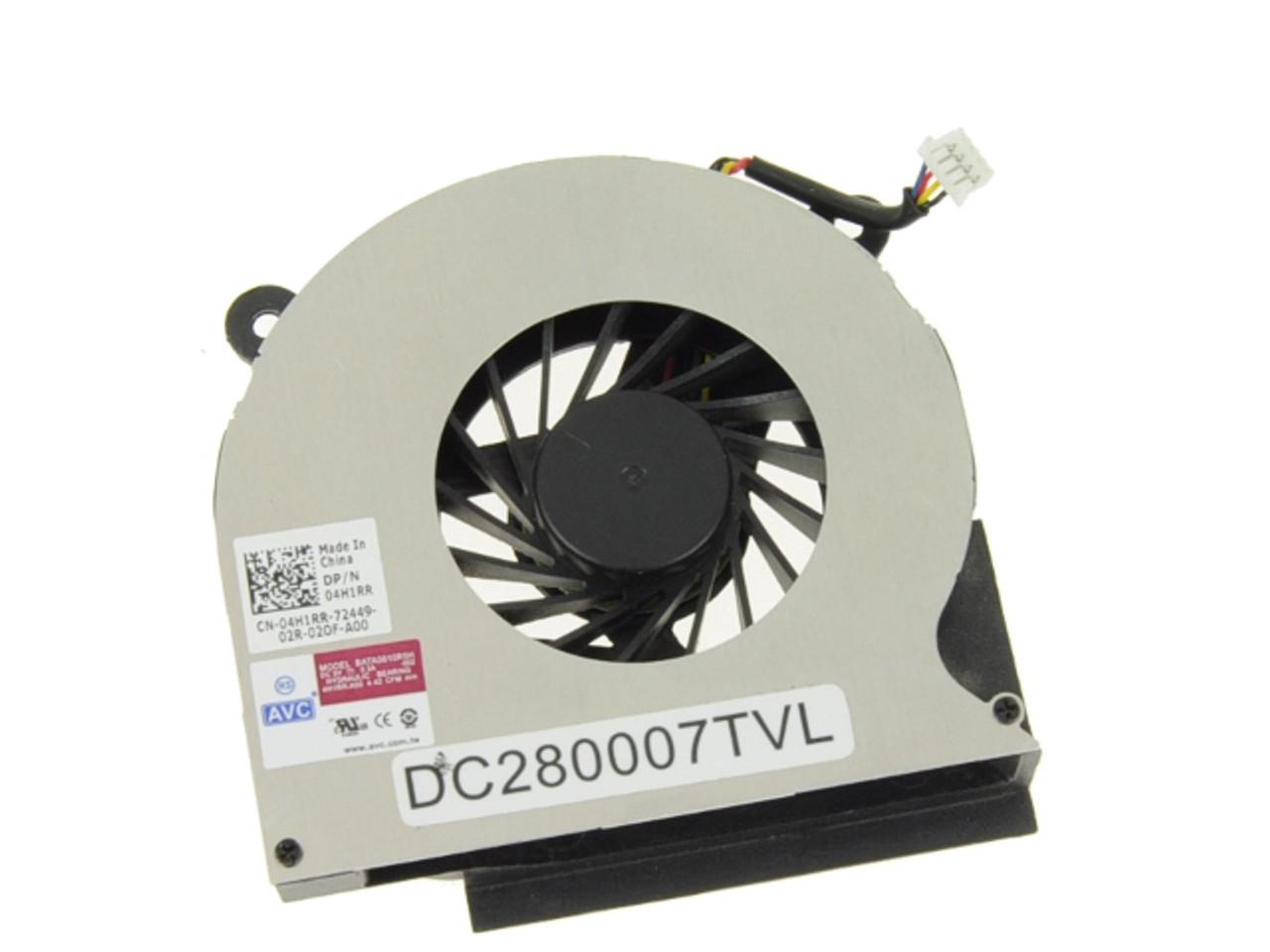 Dell Latitude E6410 CPU Cooling Fan - 4H1RR