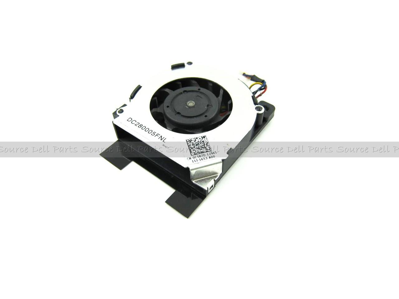 Dell Latitude E4200 CPU Cooling Fan - C587D