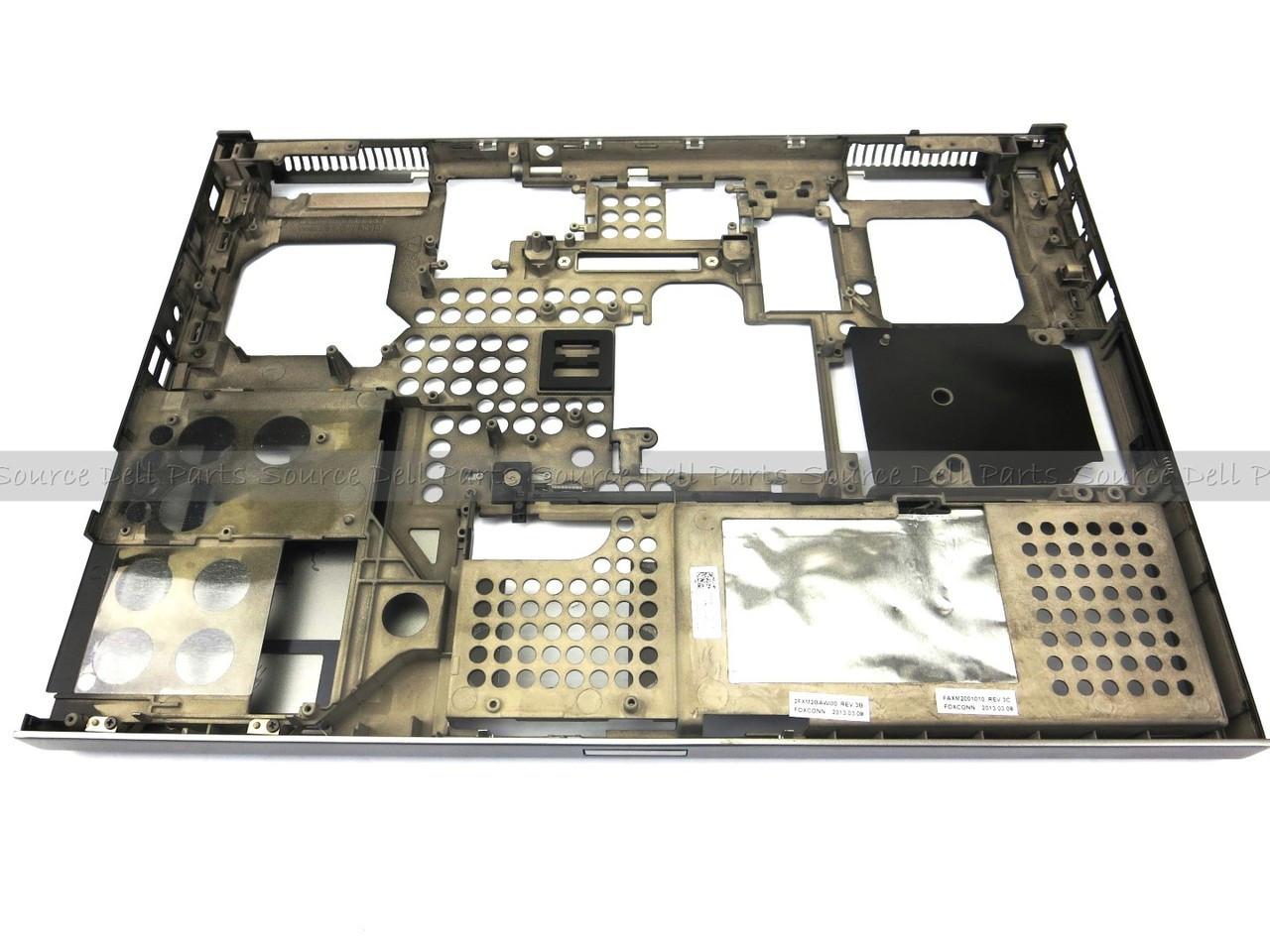 Dell Precision M6500 Laptop Bottom Base Assembly - JVJ59