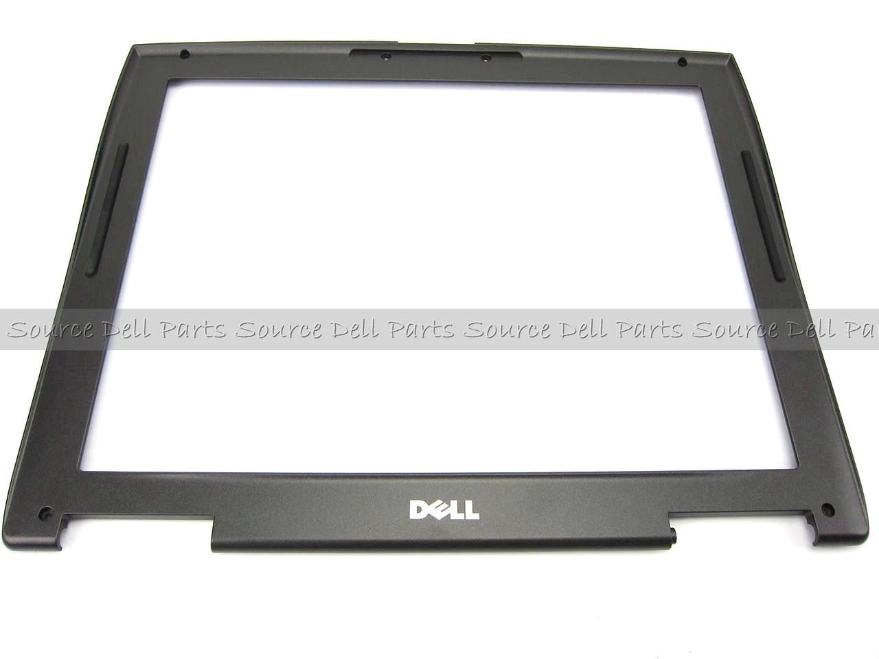 """Dell Latitude D520 14.1"""" LCD Front Trim Bezel - JG815"""