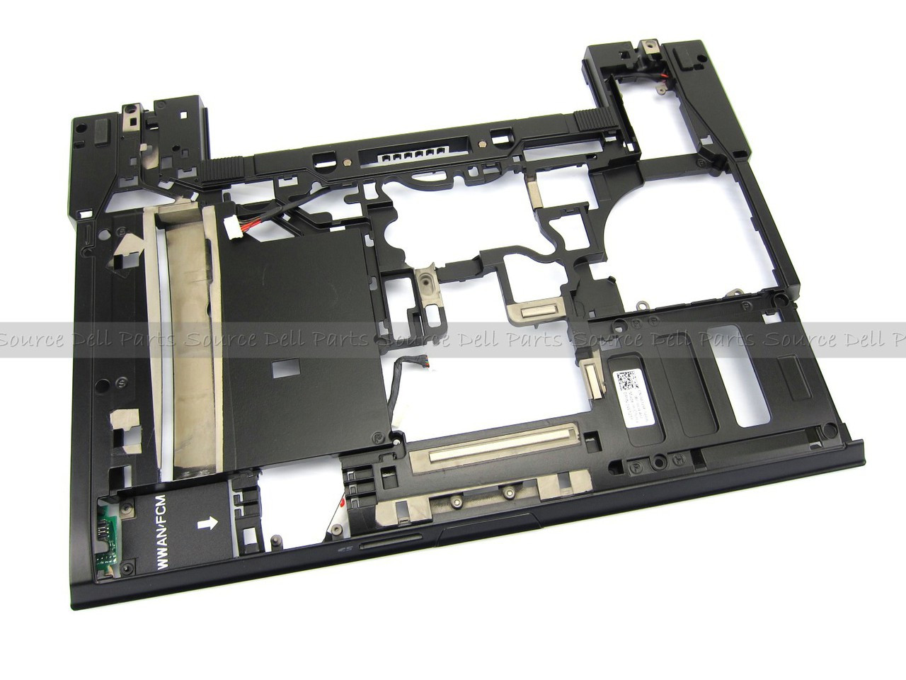 Dell Latitude E6400 ATG Laptop Bottom Base Cover Assembly - W125F (A)