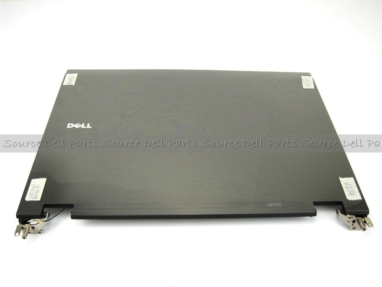 """Dell Latitude E5400 14.1"""" LCD Back Cover Lid  & Hinges - RM629"""
