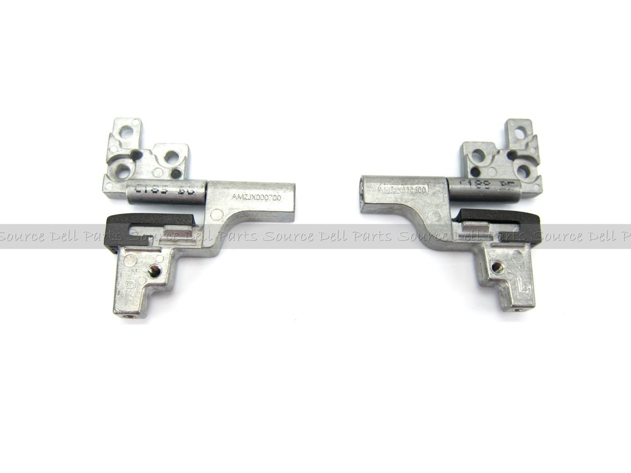 Dell Latitude D620 D630 LCD Hinges Left & Right Hinge Set - TU507