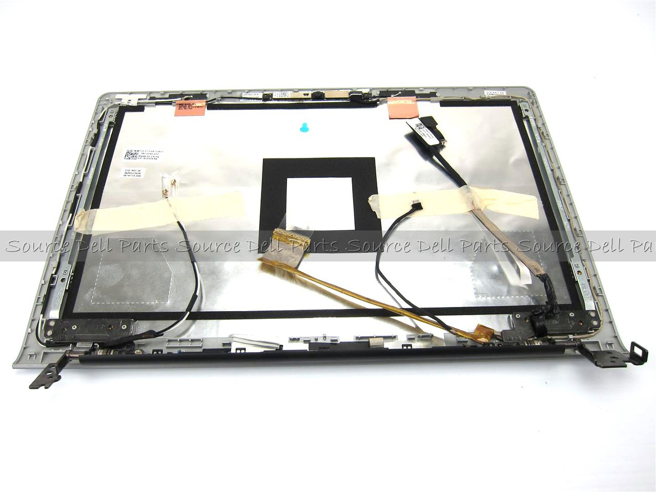 """Dell Inspiron 11 3135 3137 3138 11.6"""" LCD Back Cover Assembly with Hinges - YJV59"""