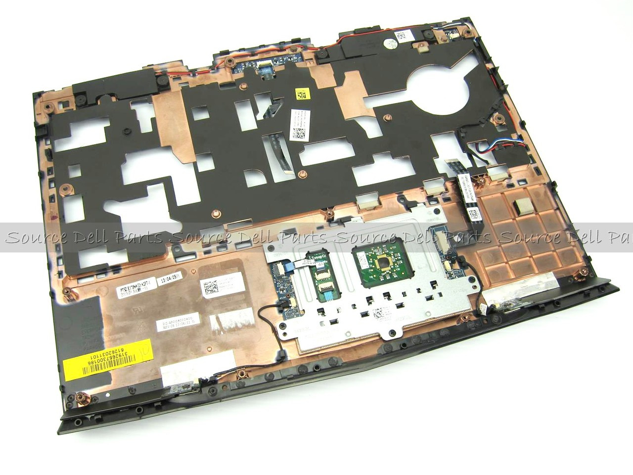 Alienware M14x / M14xR2 Palmrest Touchpad Assembly - 3JV63 (B)