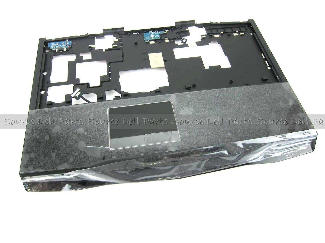 Alienware M18x Palmrest & Touchpad Assembly - F9F90 (B)