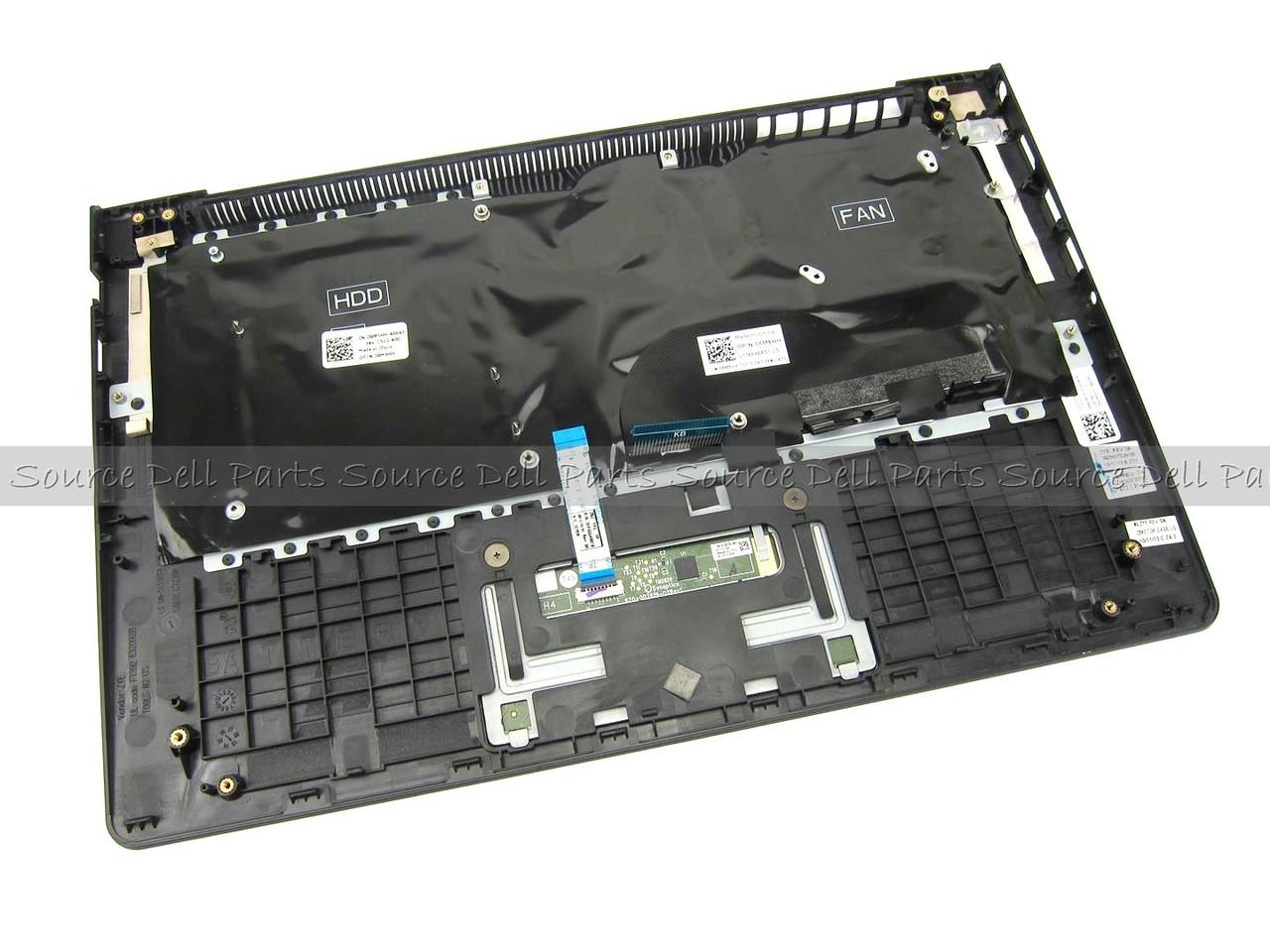 Dell Inspiron 11 (3137) Palmrest Touchpad W/ Keyboard - 8M5HH (B)