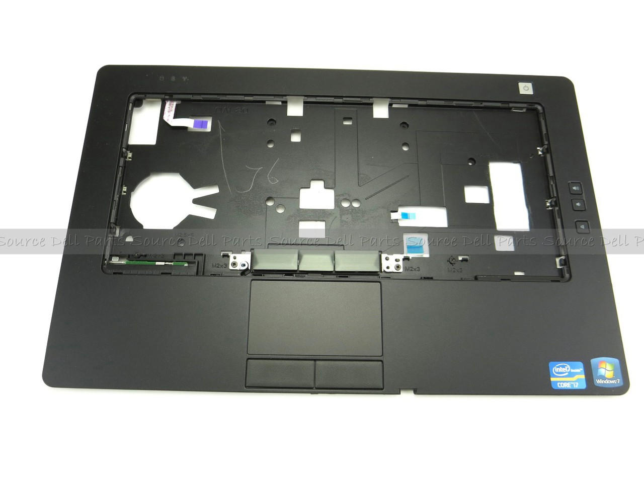 Dell Latitude E6430 Palmrest & Touchpad Assembly With Smart Card Reader-  Y1DG3