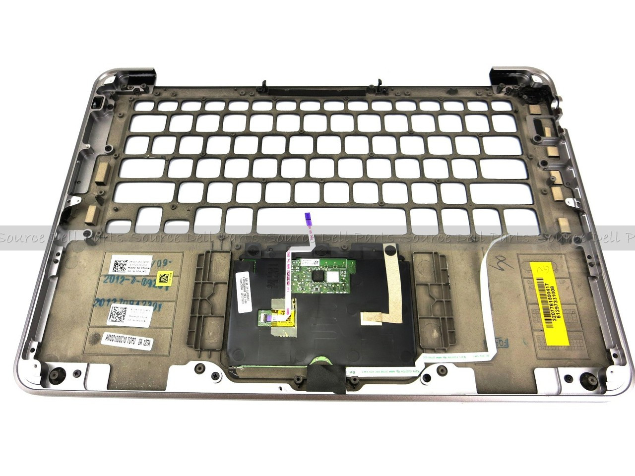 Dell XPS L421x Touchpad Palmrest Assembly - FKYCR
