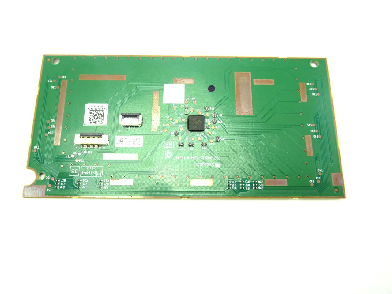 Alienware 14 R1 / Alienware 18 R1 Touchpad Circuit Board with LED's - A12CTP