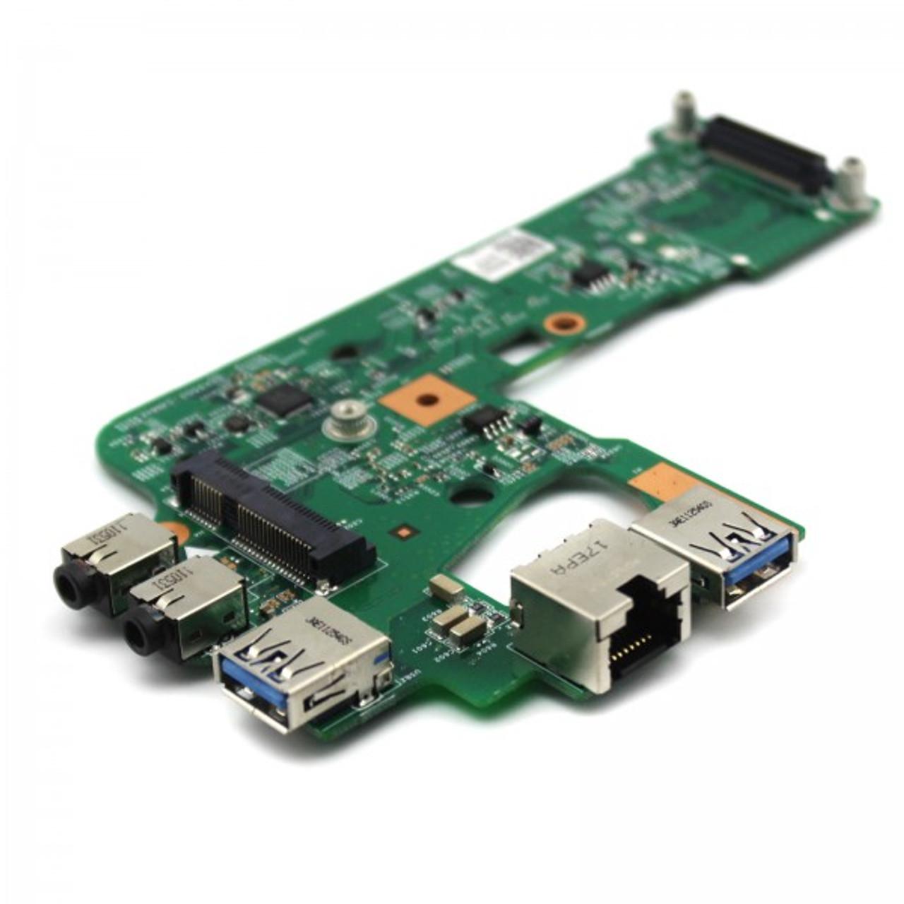 Dell Inspiron N5110 Audio / USB  Circuit Board W/ WWAN Slot - 2F34T