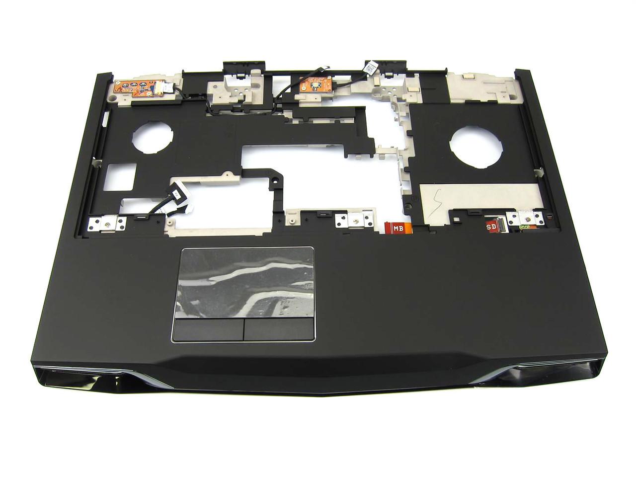 Alienware M17xR3 Laptop Palmrest Touchpad Assembly - WMCFH (A)