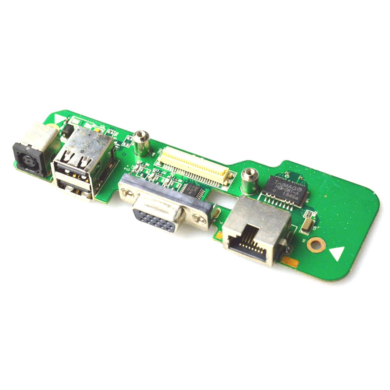 Dell Inspiron 1545 DC USB Charger Jack IO Board - 48.4AQ03.C11