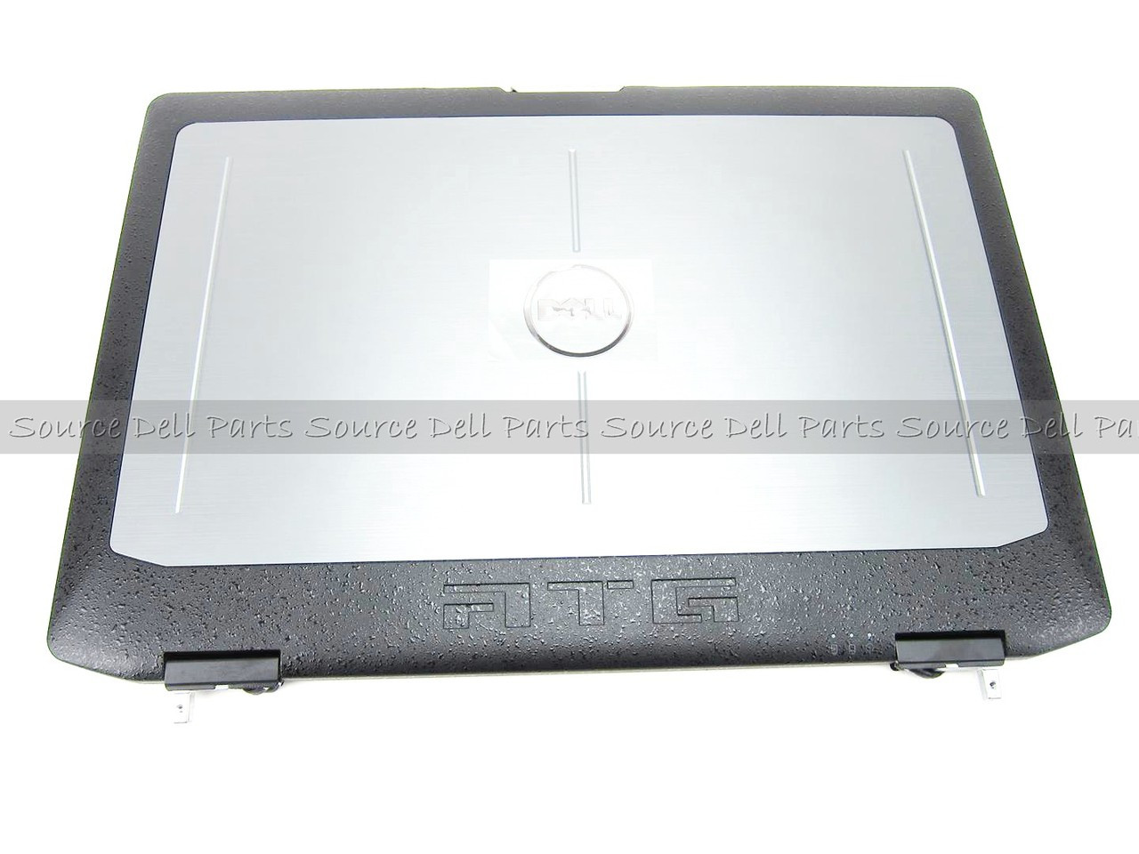 """Dell Latitude E6430 ATG Touchscreen 14"""" LCD Back Cover Lid & Hinges - CPDRV (B)"""