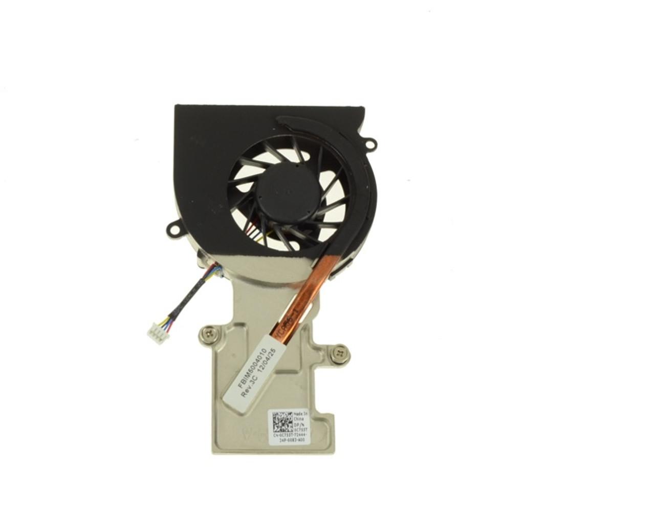 Dell Studio XPS 1340 Heatsink with Fan For Nividia GeForce - C755T