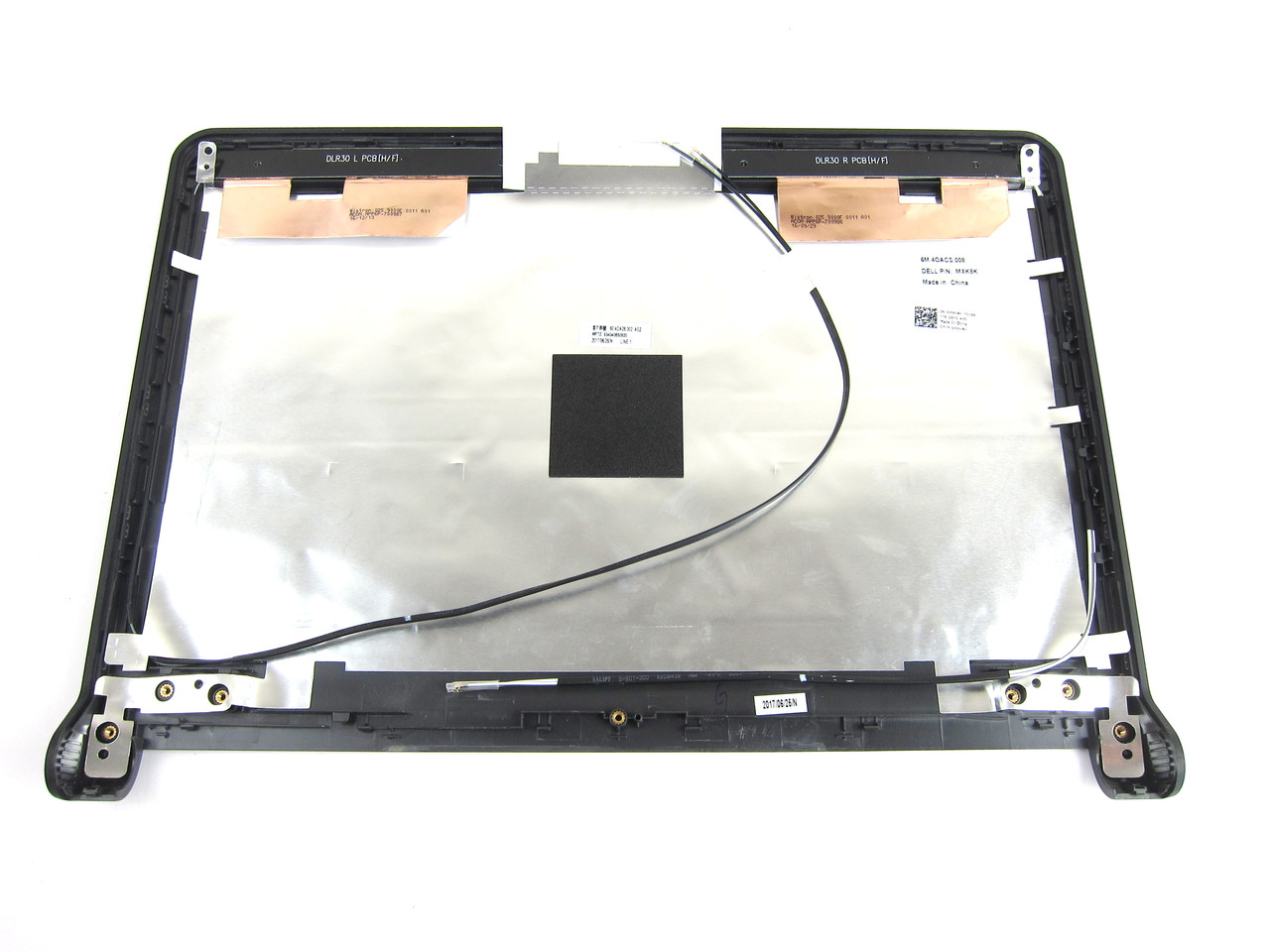 """Dell Latitude 3340 13.3"""" Touchscreen LCD Back Cover Lid Assembly  - MXK8K"""