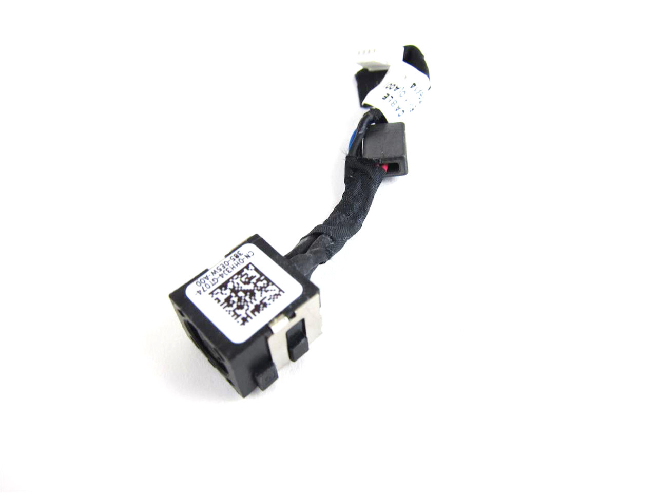 Dell Latitude E6440 DC Power Charger Jack with Cable - HH3J4