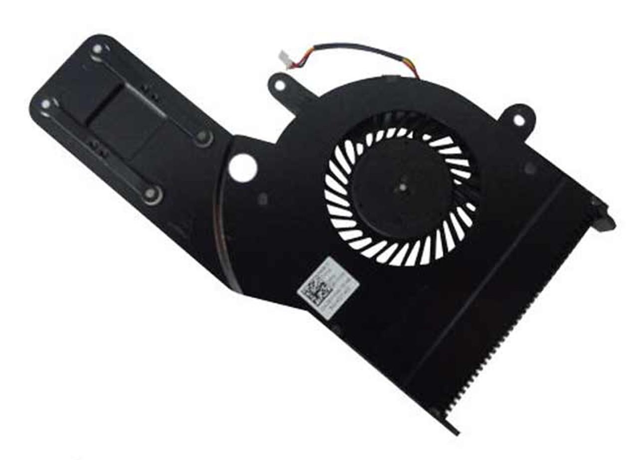 Dell Inspiron 5551 CPU Cooling Heatsink W/ Fan Assembly - 6YYWM
