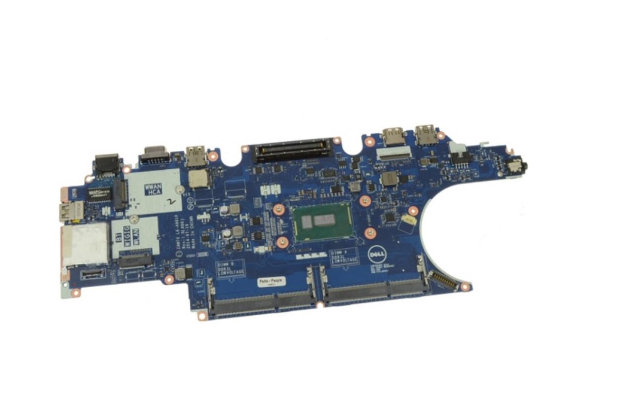 Dell Latitude E5450 Laptop Motherboard W/ I5-5300u CPU - C7K68