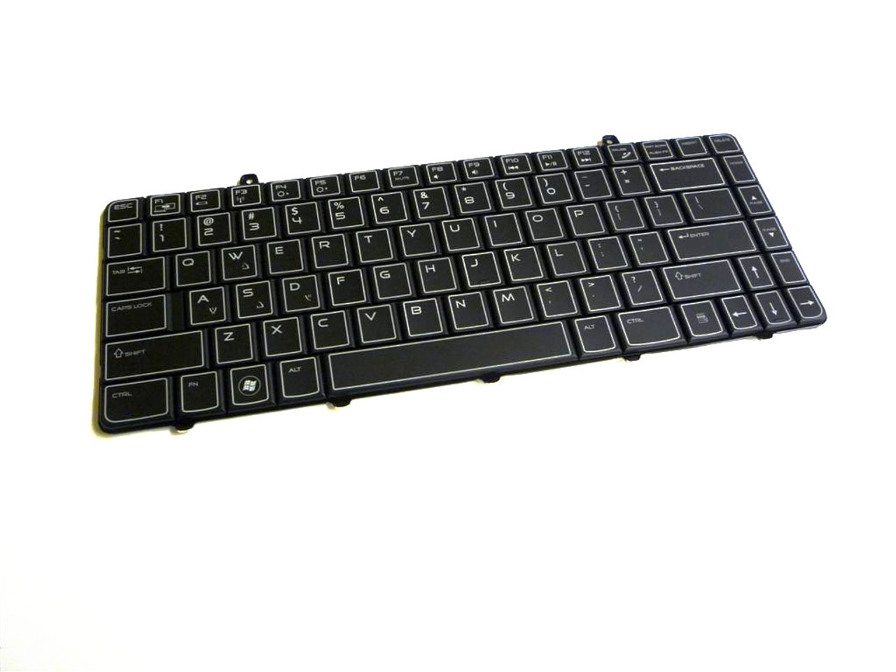 Alienware M11xR2 Backlit Laptop Keyboard Assembly - 0MJ7Y