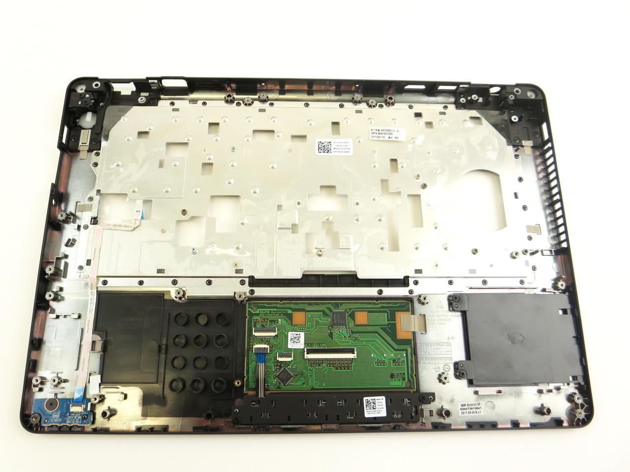 Dell Latitude E5470 Single Point Palmrest Touchpad Assembly - A154P4