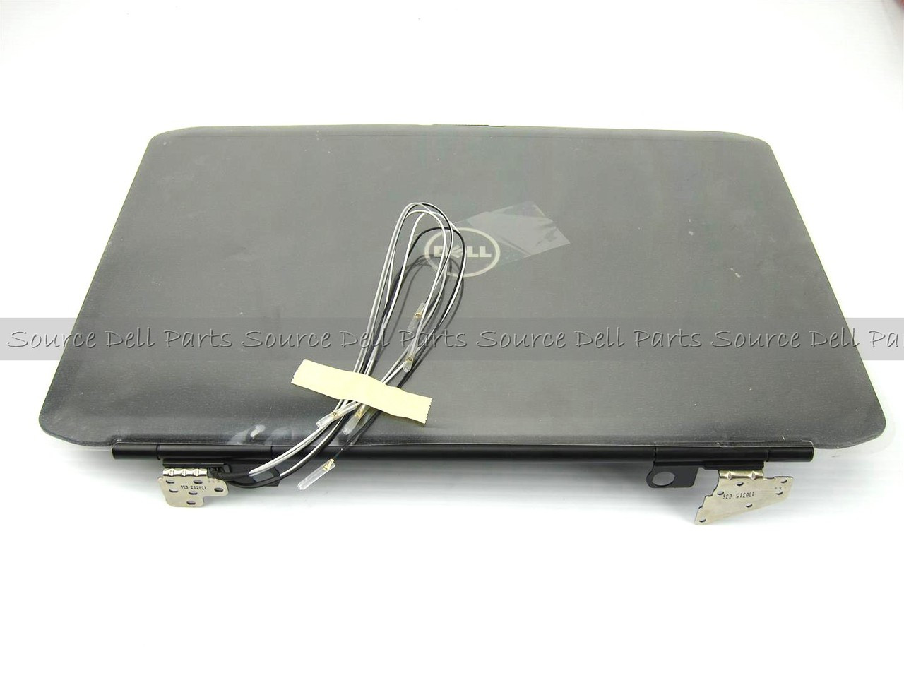 """Dell Latitude E5530 Laptop 15.6"""" LCD Back Cover Lid & Hinges - 8G3YN"""