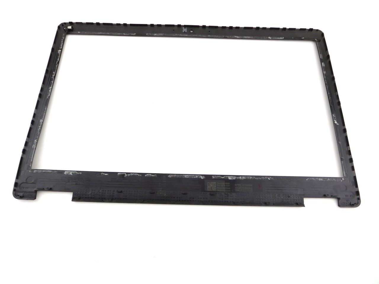 Dell Latitude E5570 / Precision 15 3510 LCD Front Trim Cover Bezel Plastic - No Camera - Non Touchscreen - 2M5F4 02M5F4