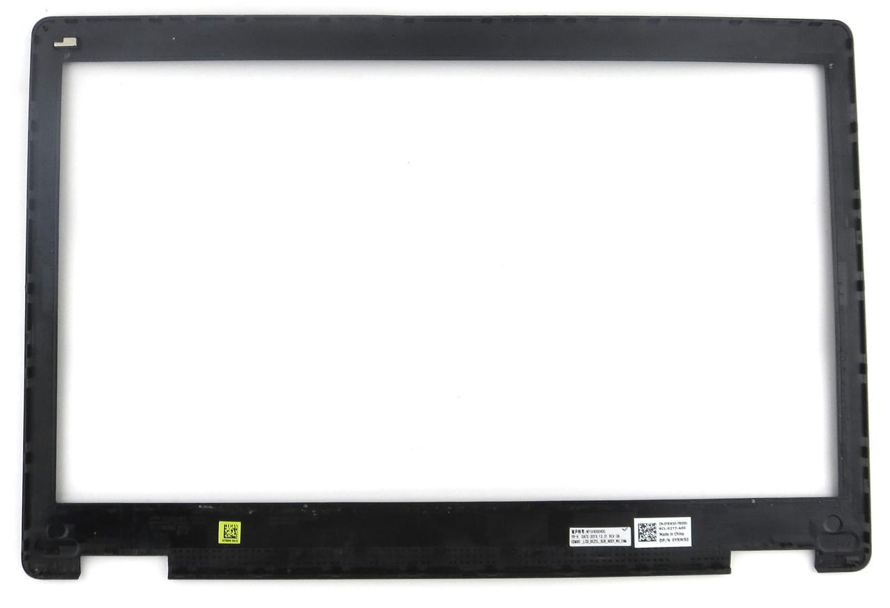 Dell Latitude 5580 / Precision 3520 LCD Front Trim Bezel - No Cam Window - YRW50