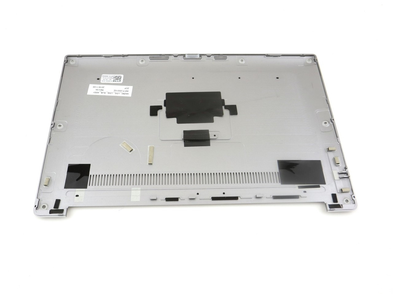 Dell XPS 9350 / 9360 Bottom Base Metal Cover Assembly - NKRWG