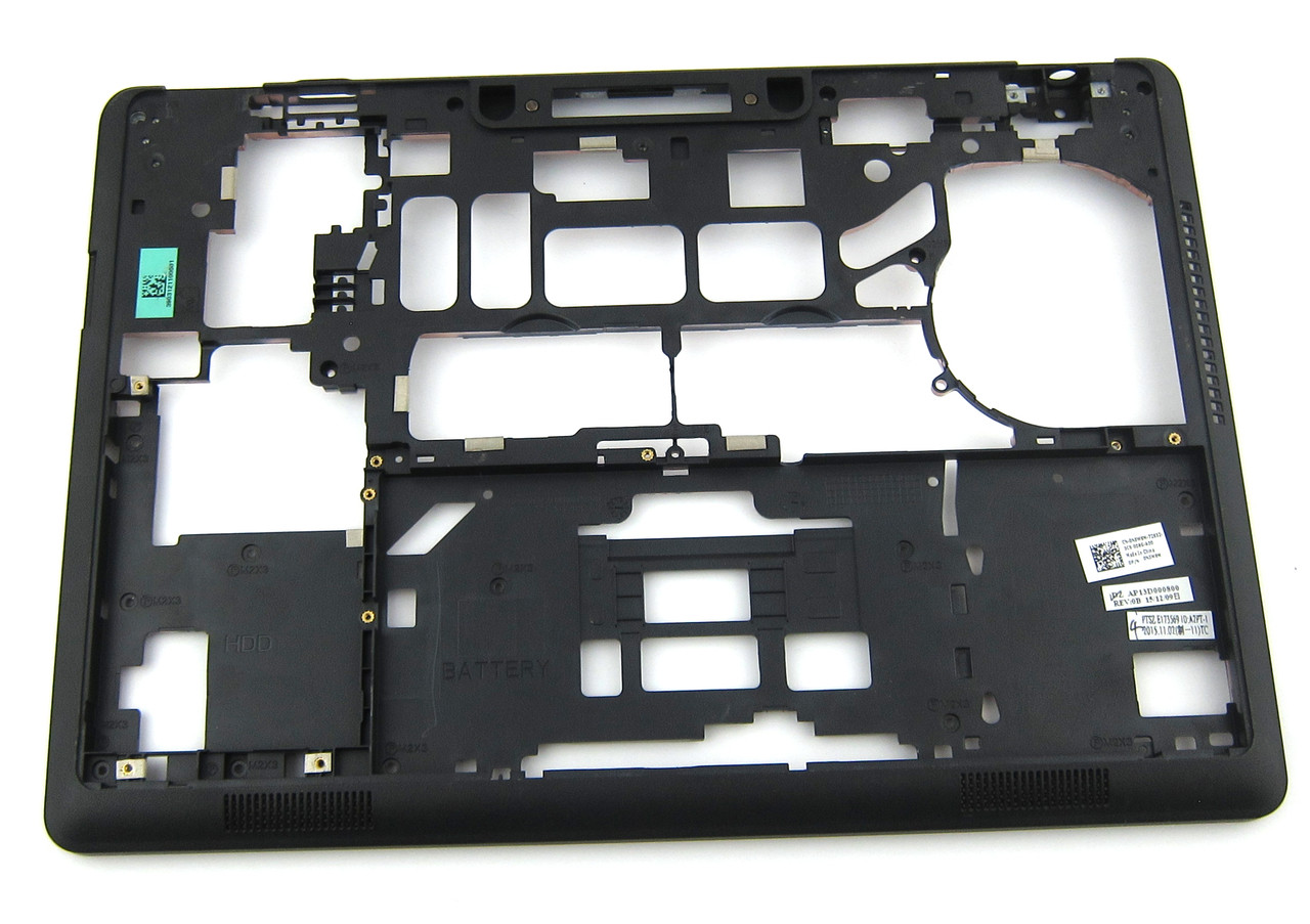Dell Latitude E5450 Laptop Bottom Base with SC Slot - N5W8M