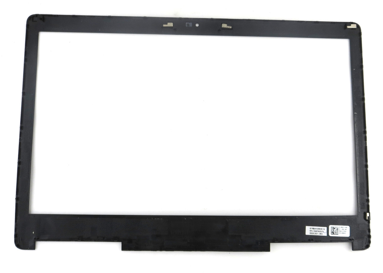 "Dell Precision 17 7710 17.3"" LCD Front Trim Bezel W/ Cam Window - MM4Y2"