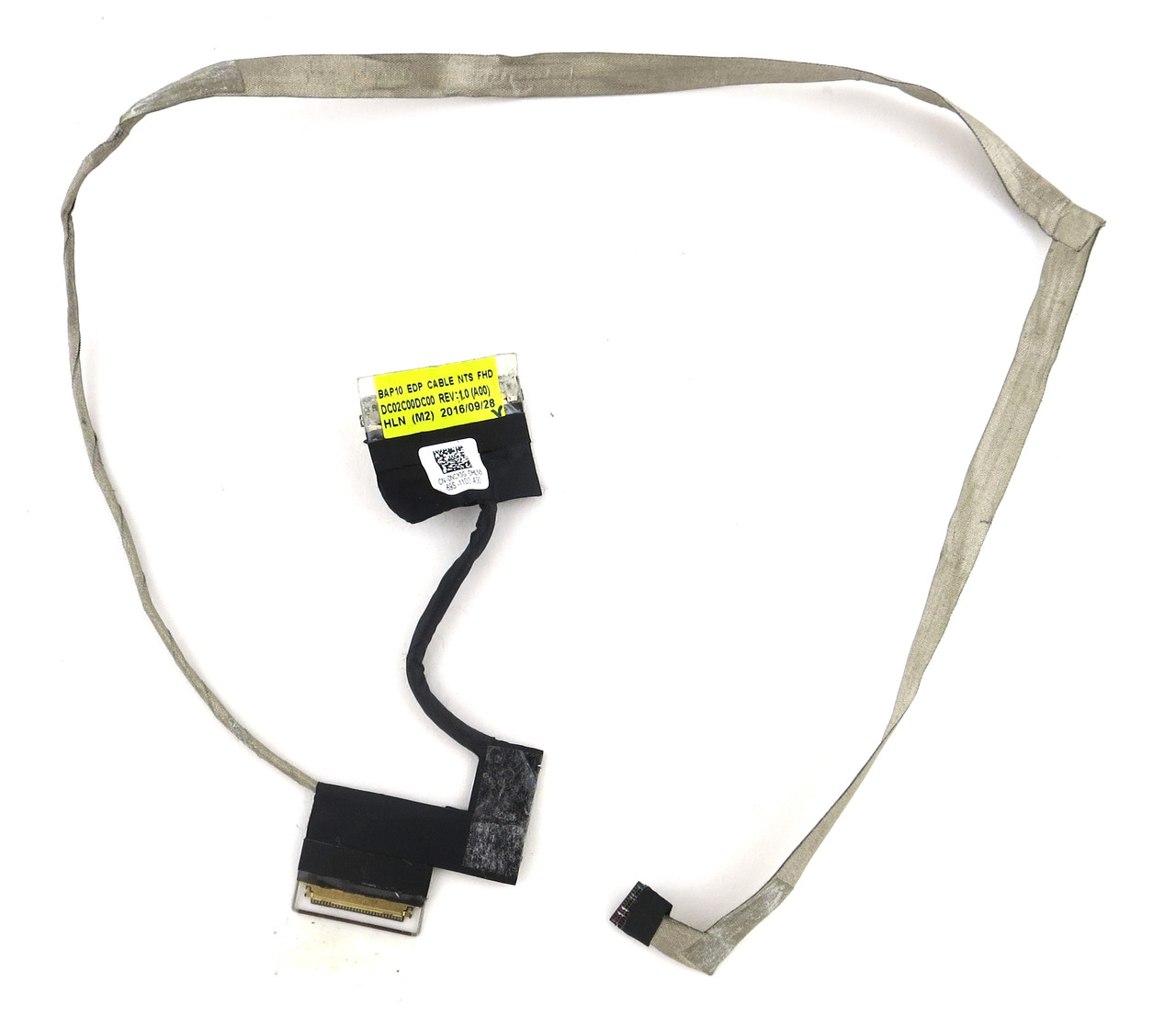 """Alienware 15 R3 FHD 15.6"""" EDP LCD Video Cable - No TS - NCY3G"""