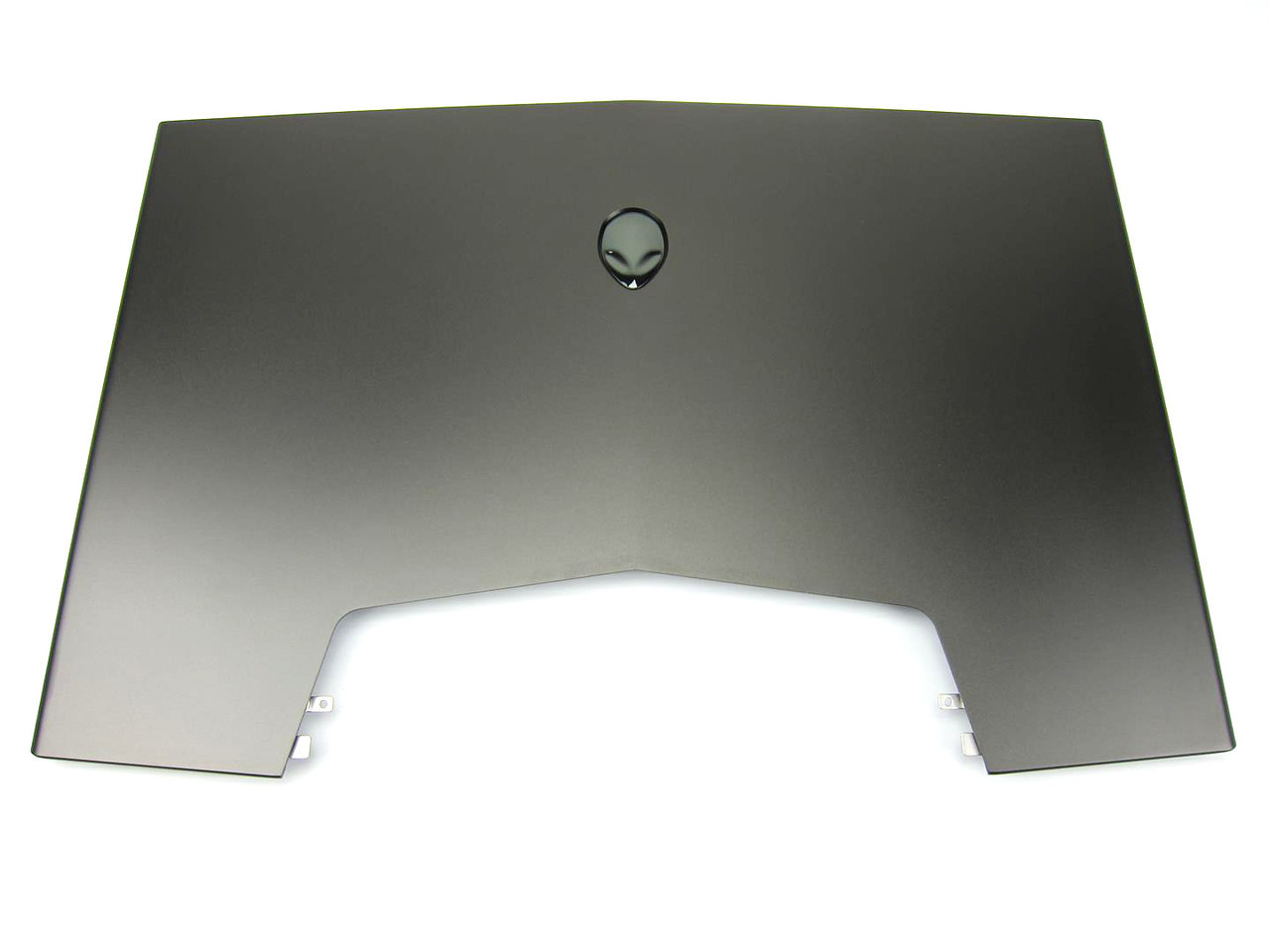 """Alienware M18x Black 18.4"""" LCD Back Cover Lid  - 122RP"""