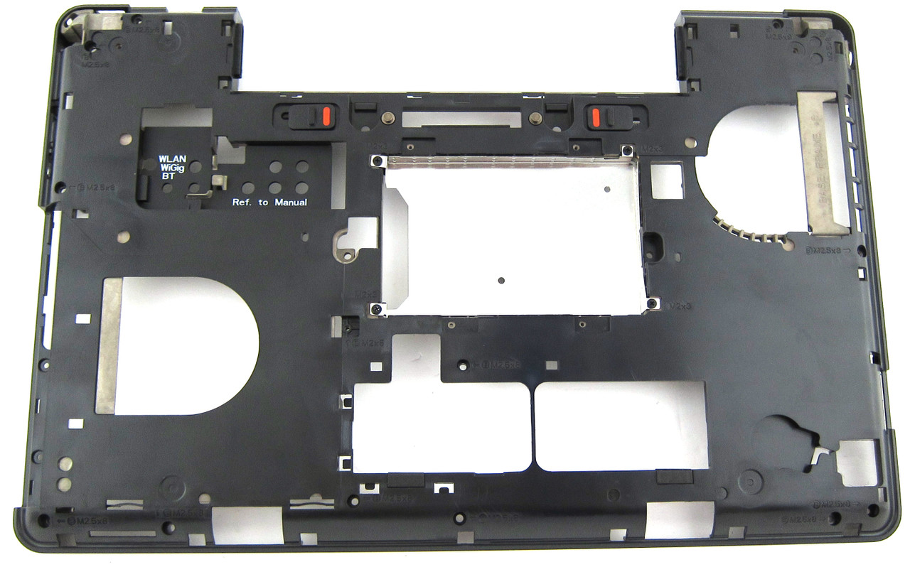 Dell Latitude E5540 Laptop Bottom Base W/ Express Card - KFJ29 1