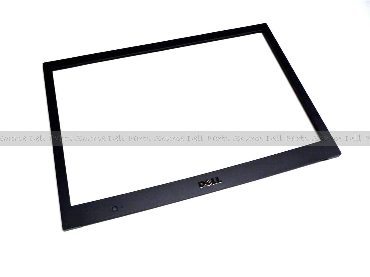 Dell Latitude E4300 LCD Front Trim Bezel No Camera Window - 8KG81