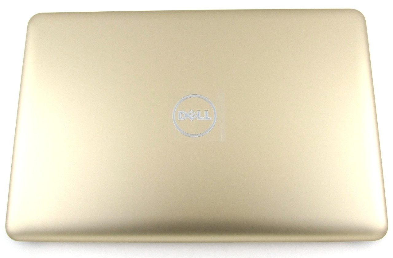 Dell Inspiron 17 5767 / 5765 Gold LCD Back Cover Lid - K5YCJ