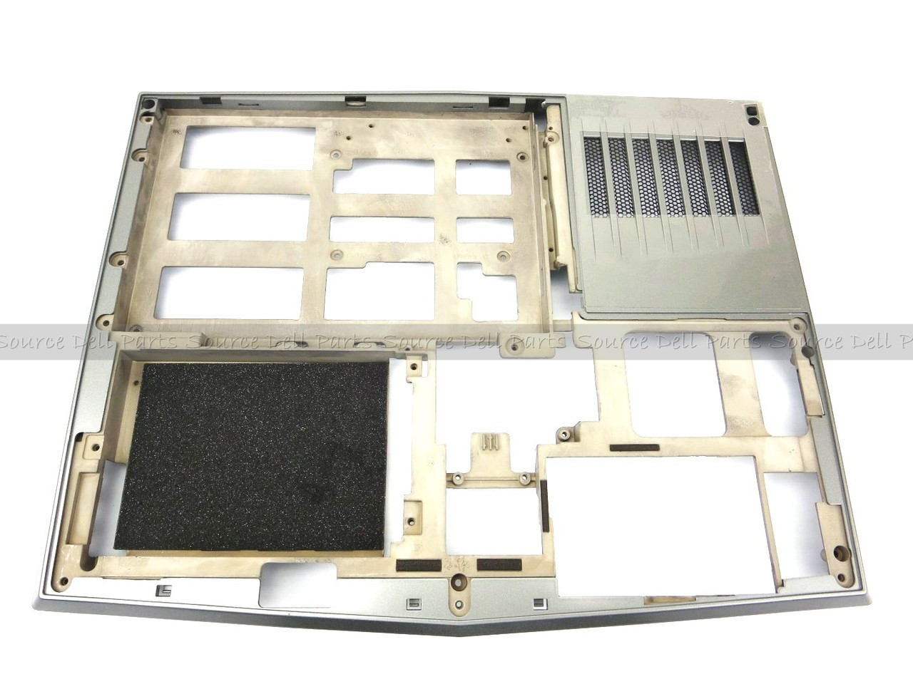 Alienware M11xR2 and M11xR3 Laptop Gray Bottom Base Assembly - Y7DYW