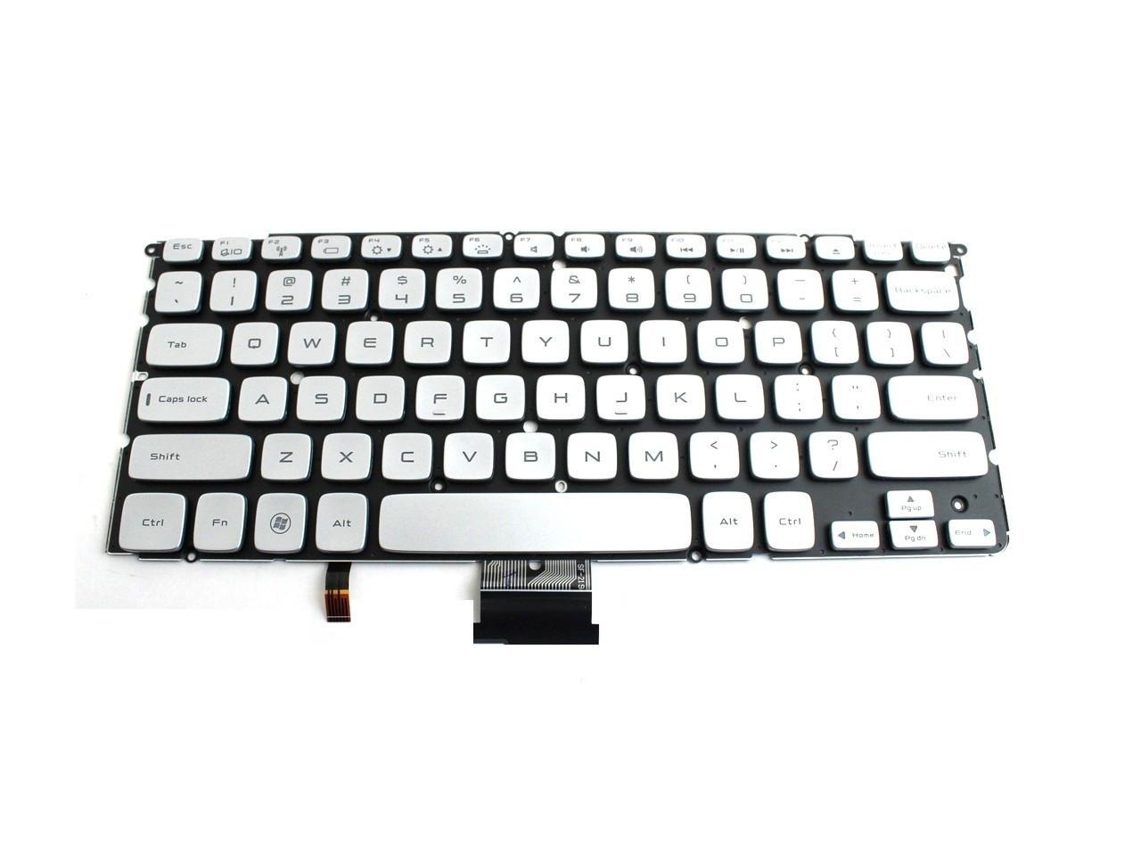 Dell XPS 15z L511z Laptop Backlit Keyboard  - R22XN