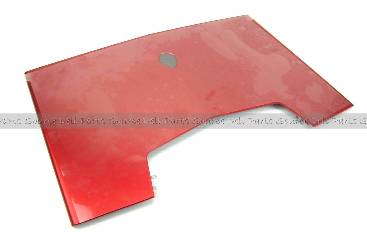 """Alienware M18x 18.4"""" Red LCD Back Cover Lid - J1C2G"""