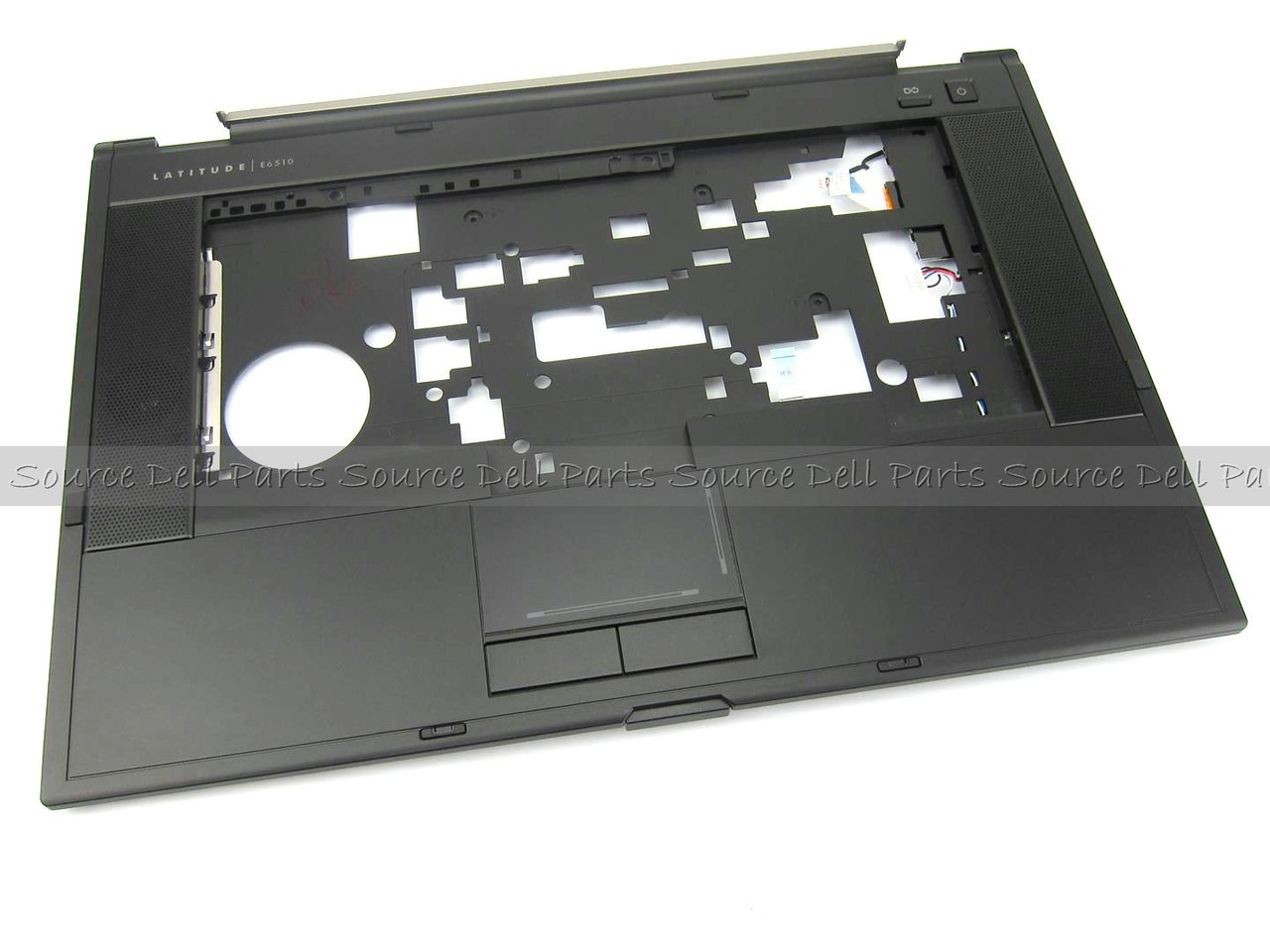 Dell Latitude E6510 Palmrest & Touchpad Assembly - 60YVG (A)