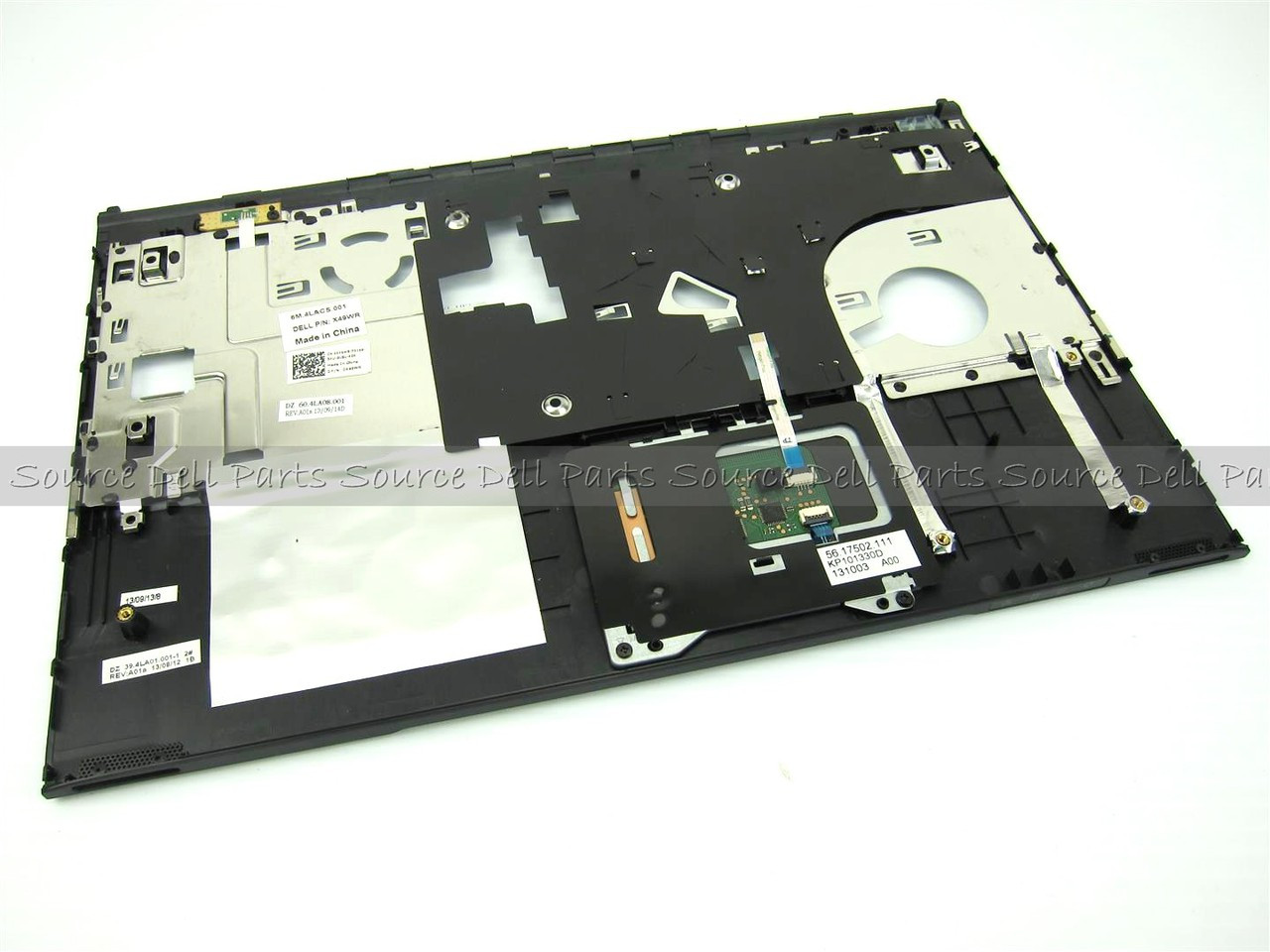 Dell Latitude 3330 Palmrest Touchpad Assembly - X49WR