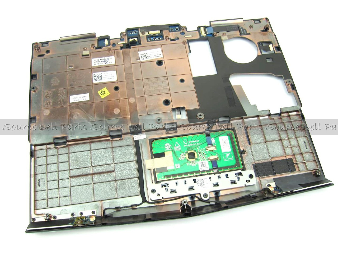 Alienware M11x Palmrest & Touchpad Assembly - HRR51