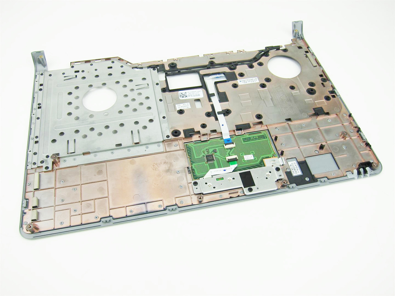 Dell Inspiron 1464 Palmrest Touchpad Assembly - W9NMP