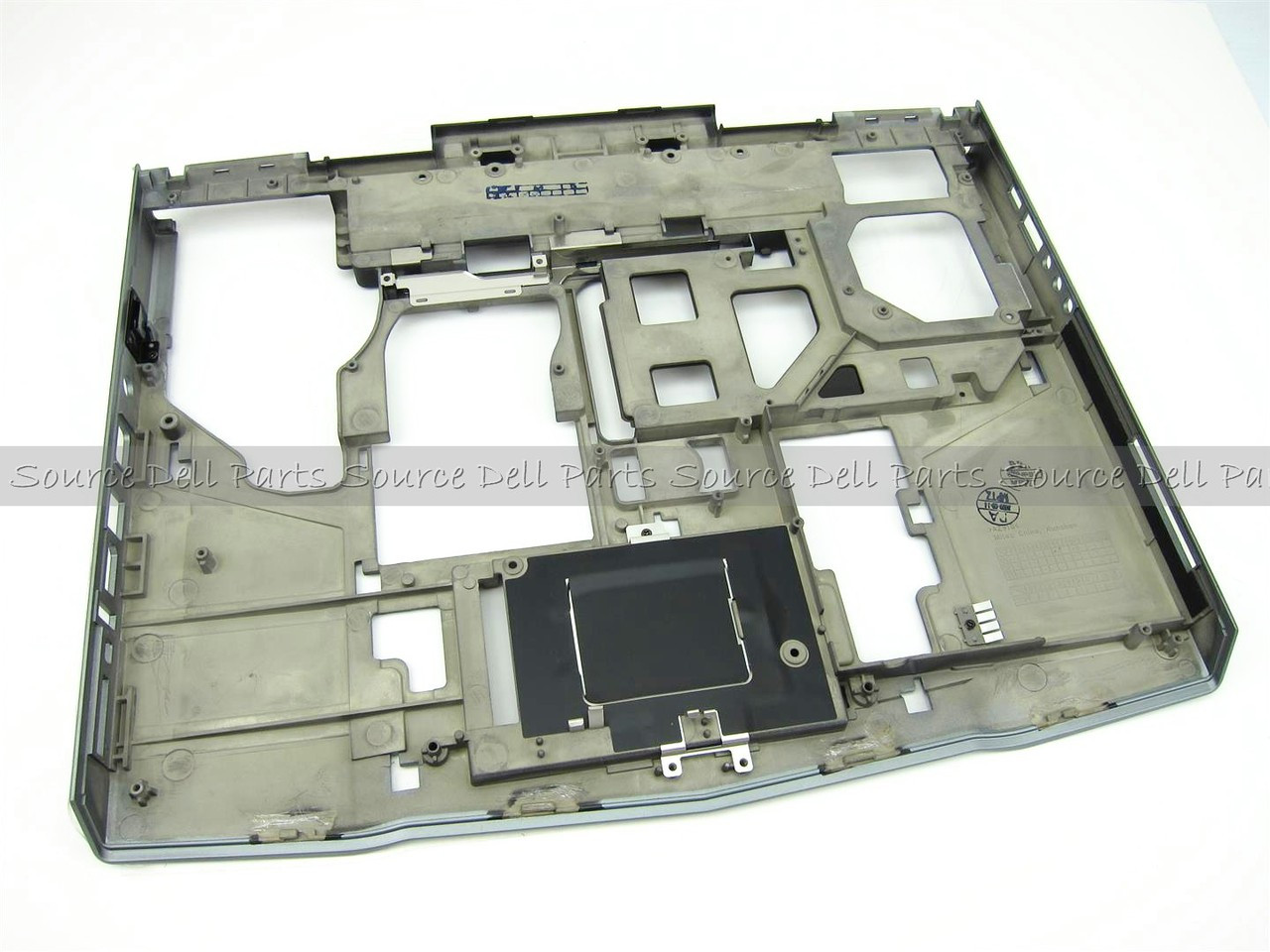 Alienware M15x Grey Laptop Bottom Base Assembly - 2C0ND