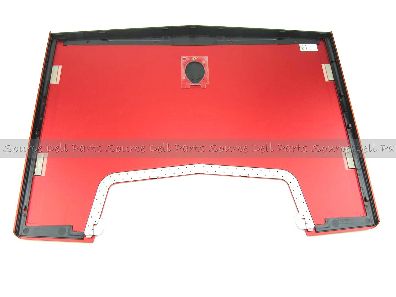 "Alienware M17x Red 17"" LCD Back Cover Lid - J227N"