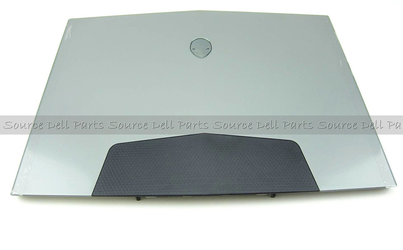Alienware M15x Grey Lcd Back Cover Lid - KH6NT