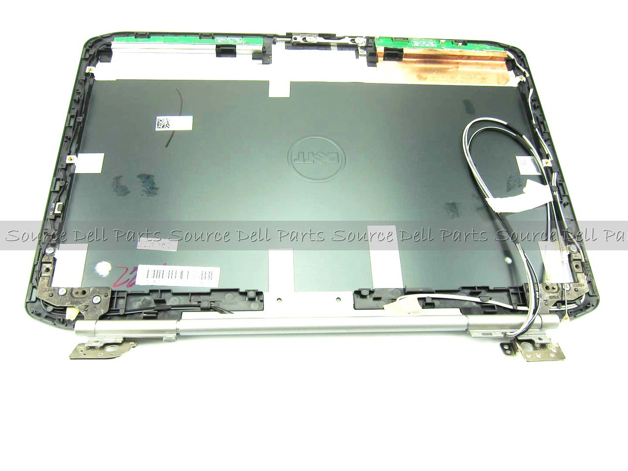 "Dell Latitude E5420 14"" LCD Back Cover Lid & Hinges - M5KW5 (A)"