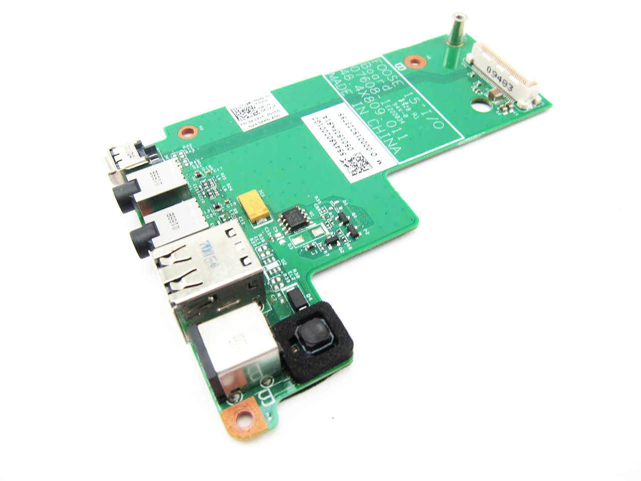 F171C Dell Latitude E5500 USB Audio Power DC Jack//Board